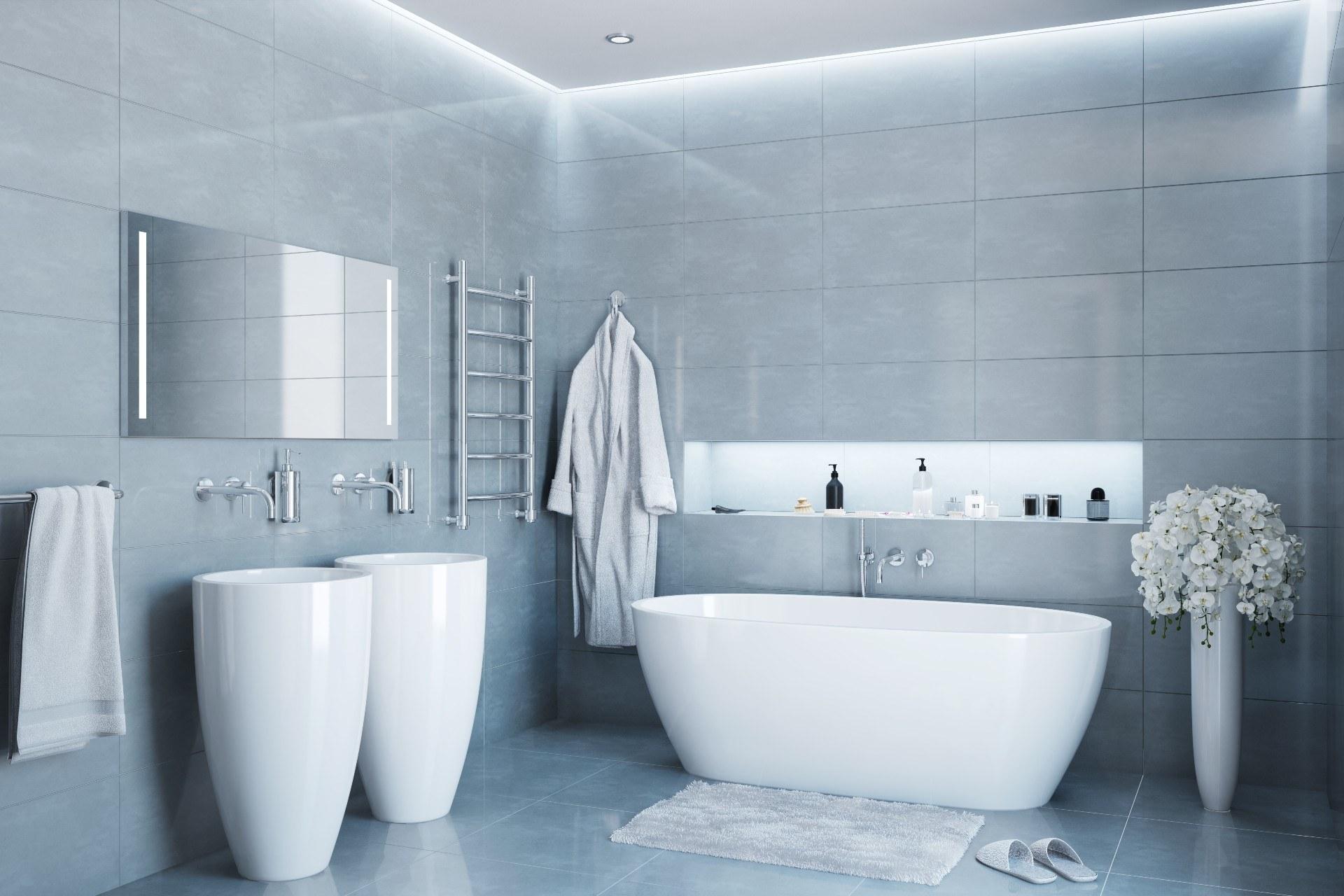 Maty grzewcze do luster łazienkowych – samodzielny montaż