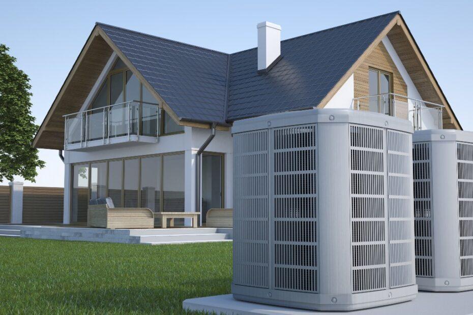 pompa ciepła dom jednorodzinny